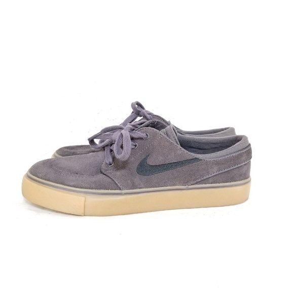 to buy no sale tax outlet for sale B49 NIKE Stefan Janoski (gs) THUNDER GREY SZ 5